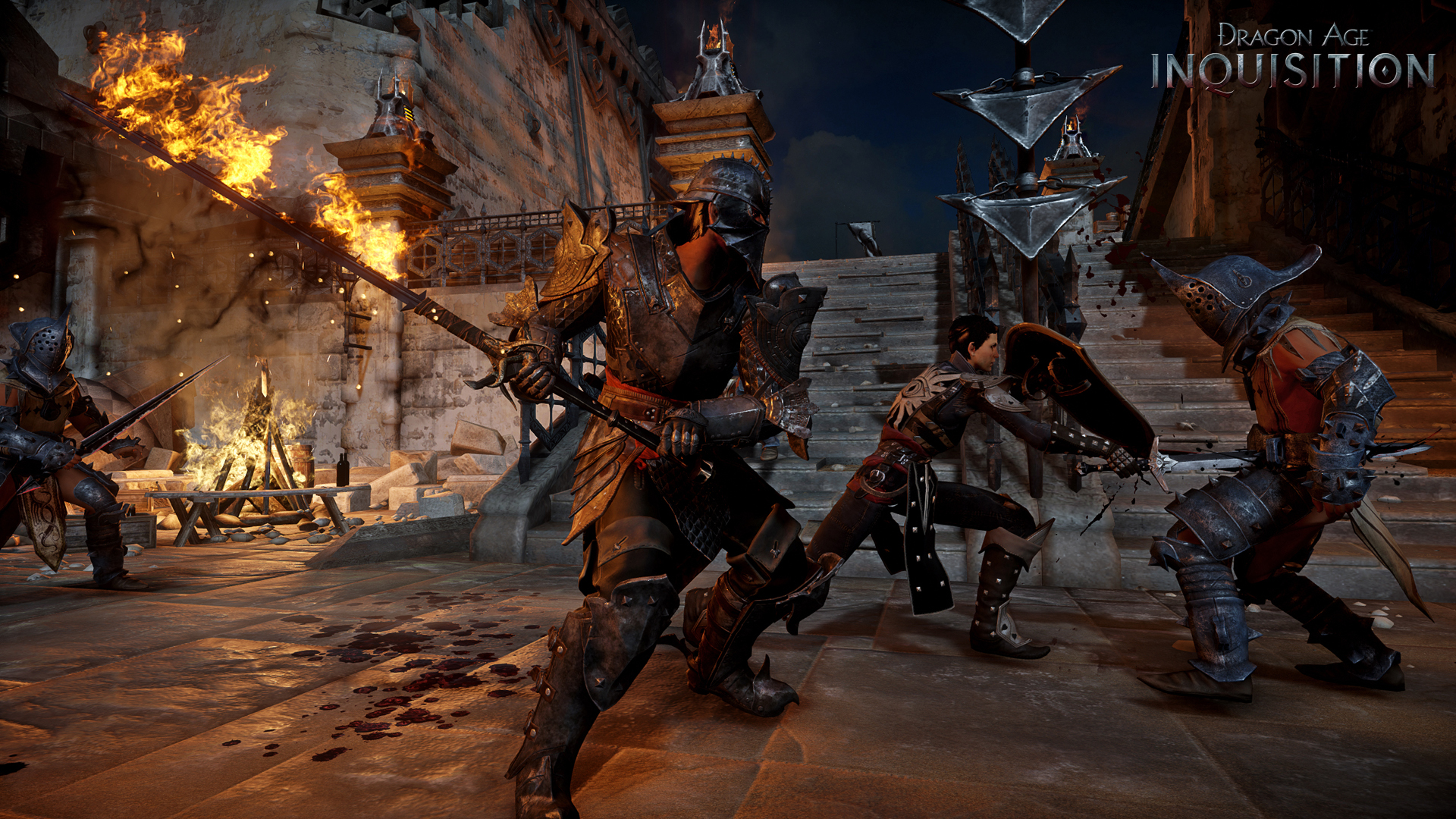 Dragon Age: Inquisition gets a haunting launch trailer