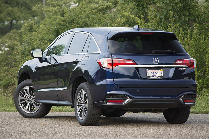 Awesome 2016 Acura RDX Review Wvideo  Autoblog