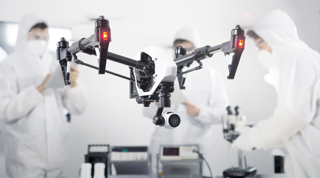CNN teams with the FAA to make drones work for news gathering