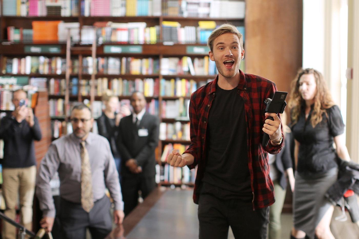 Los YouTubers podrán ahora ganar un Emmy