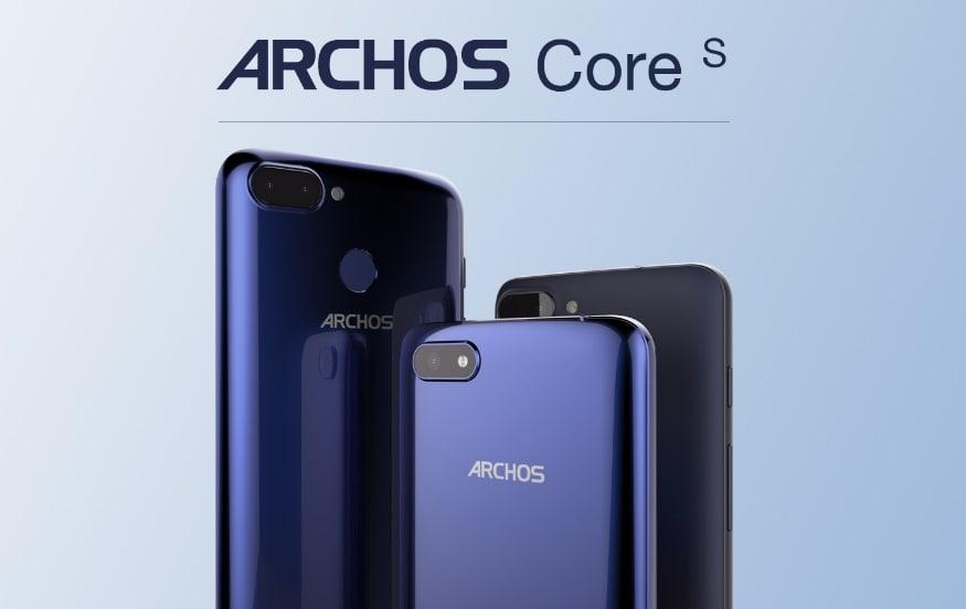 Archos: 3 neue Smartphones zum MWC