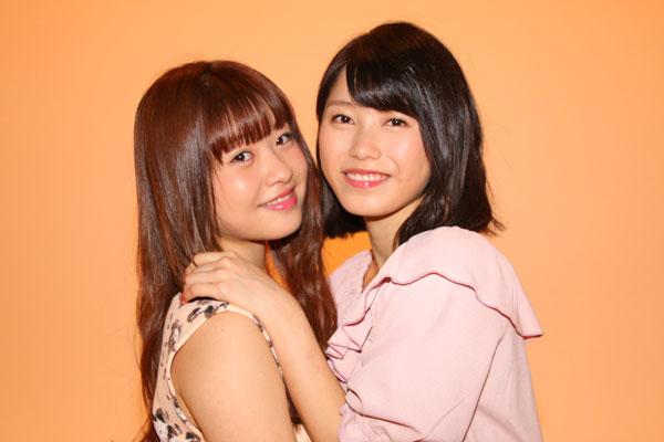 『9つの窓』AKB48・横山由依&中西智代梨にインタビュー 横山は「未来なんかない」って思っちゃうタイプ!?