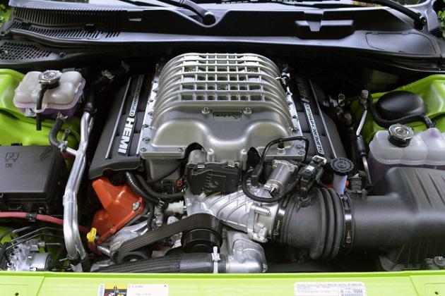 【レポート】米ではガソリン価格の下落を受け、707馬力の「ヘルキャット」エンジンが増産へ