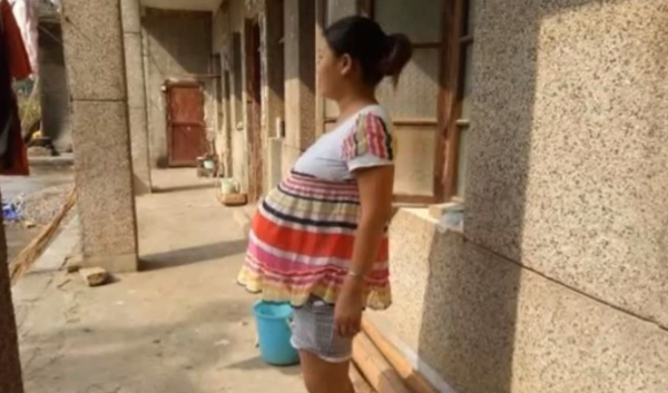 嘘のような本当の話!17ヶ月も妊娠していたある中国の女性