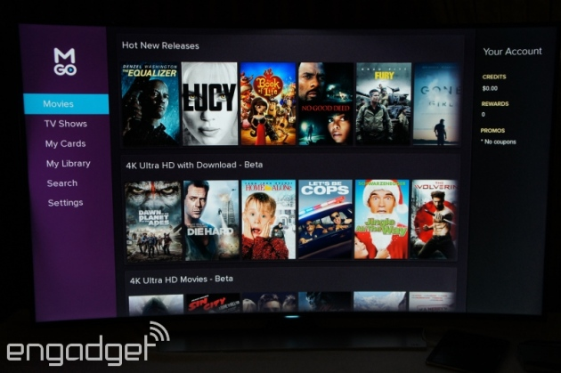 'Vidity' 4K movies you can download are coming later this year