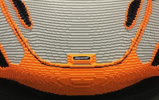 今年のグッドウッドに、来場者全員で完成させるレゴ製「マクラーレン 720S」が登場!