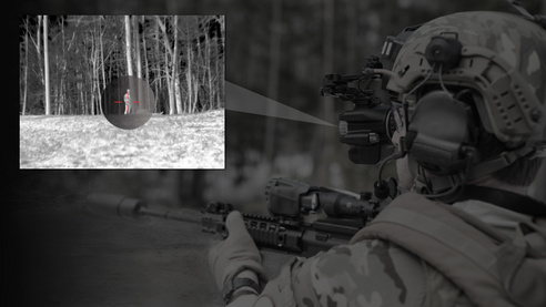 New military goggles combine nightvision and thermal imaging