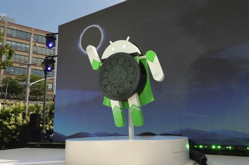 Google verteilt Android 8.1