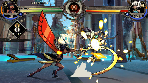 PS4, Vita versions of Skullgirls delayed to 2015