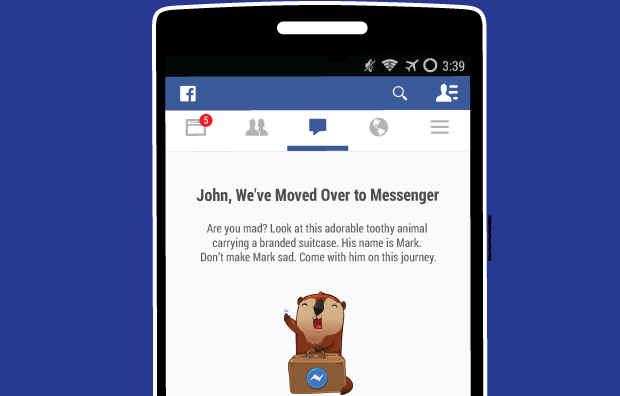 Sound Off! Are you sticking with Facebook Messenger?