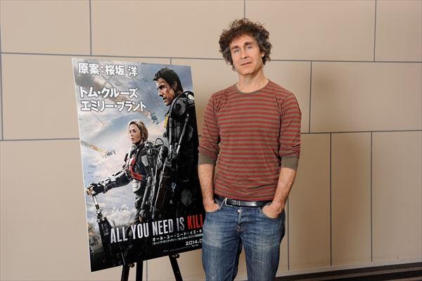 「トムがすぐ死ぬ。イメージ、期待、先入観・・・全てを裏切った」トム最新作の監督に直撃