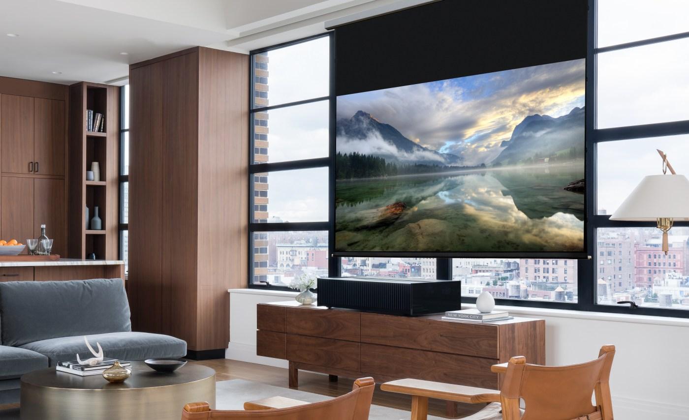 Sony ha presentado otro de esos proyectores que no podrás comprar en la vida