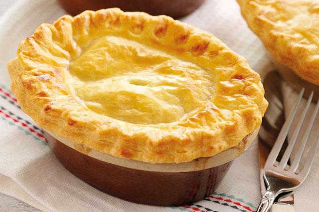 steak and cheese pie recipe