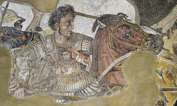 most successful drunks in history, alexander the great