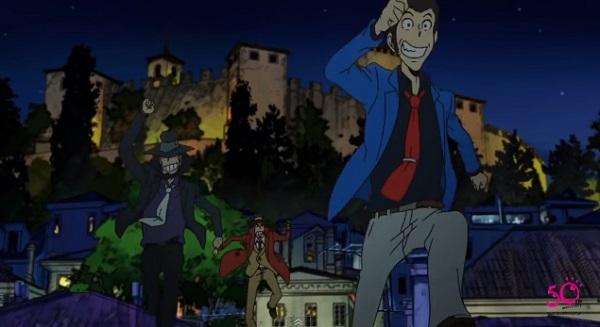 アニメ『ルパン三世』が30年ぶりに新TVシリーズ復活!超絶カッコよすぎる