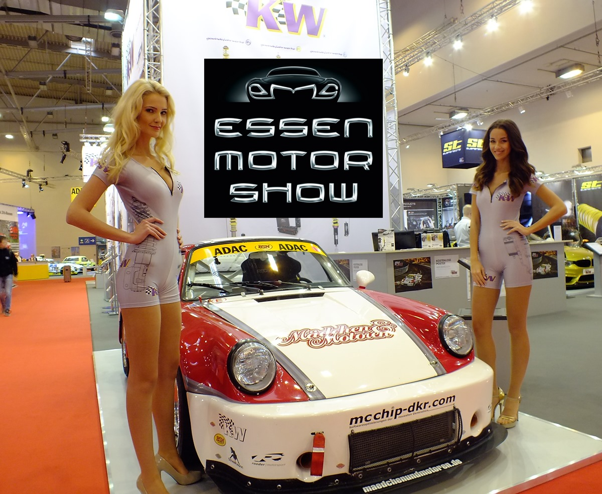 Highights Essen Motor Show 2014