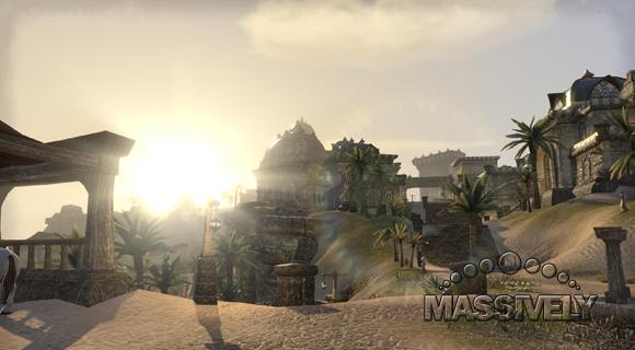 Elder Scrolls Online - Sunrise in Sentinel