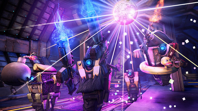 Which class should you get started with in Borderlands: The Pre-Sequel?