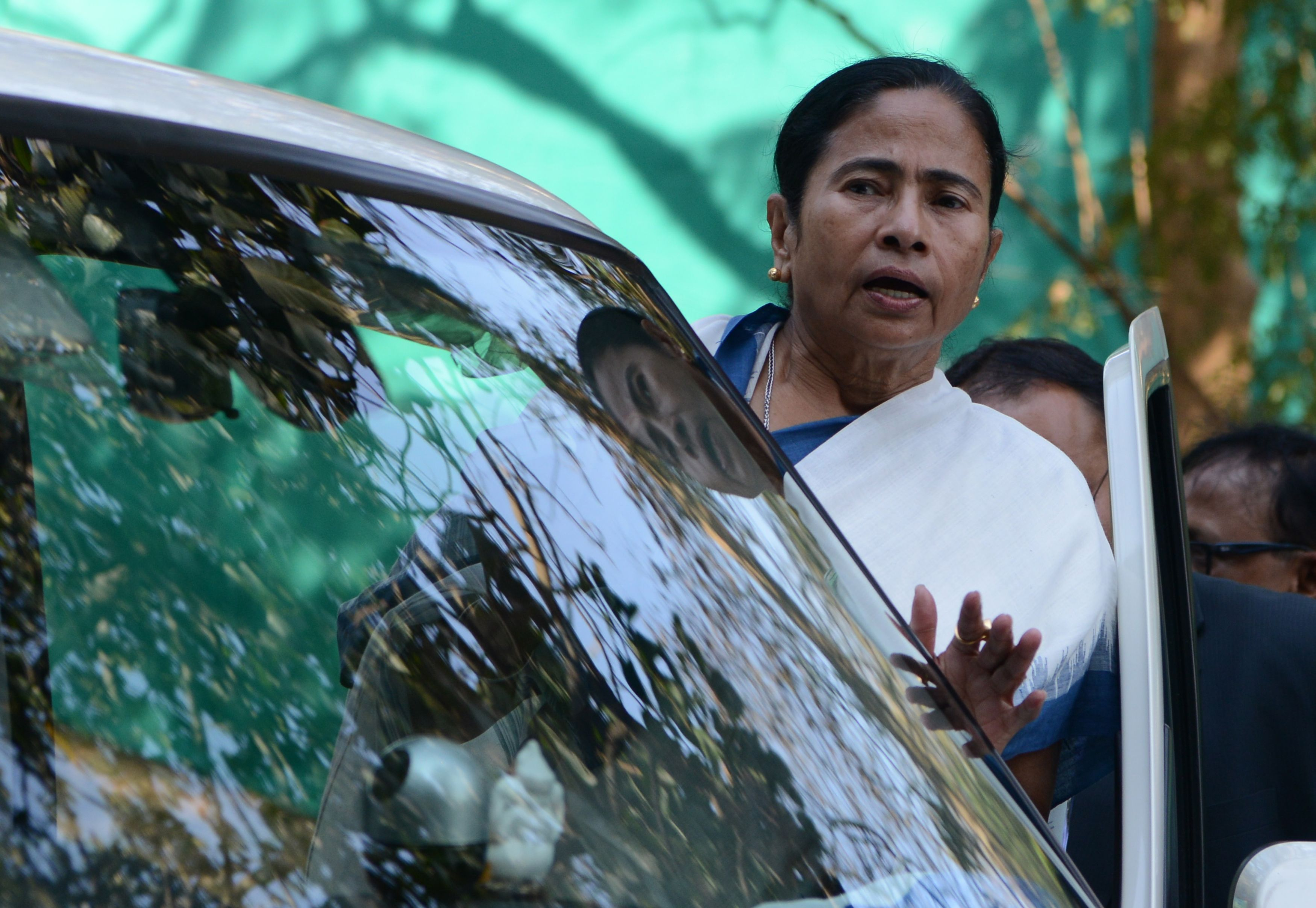 Will agitate against mamata banerjee for attacking our workers bjp the indian express - Also On Huffpost