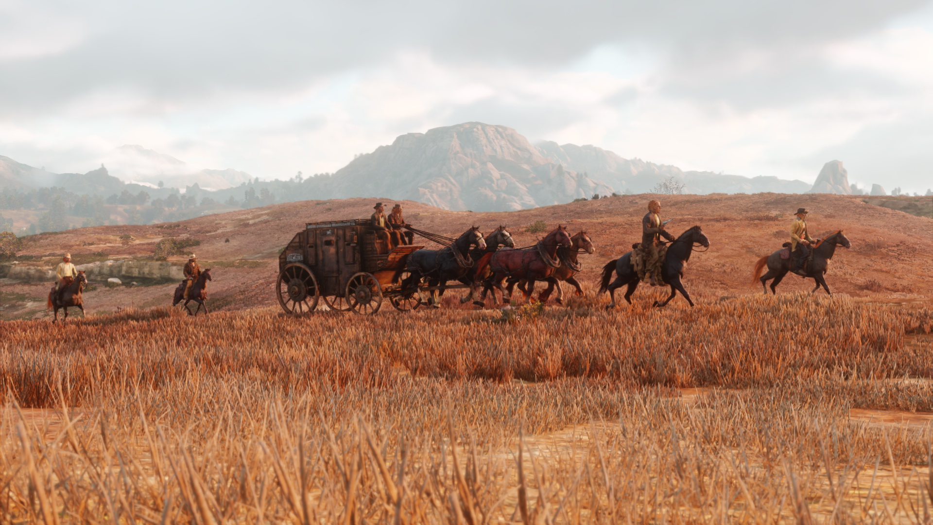 'Red Dead Redemption' se retrasa hasta el 2018