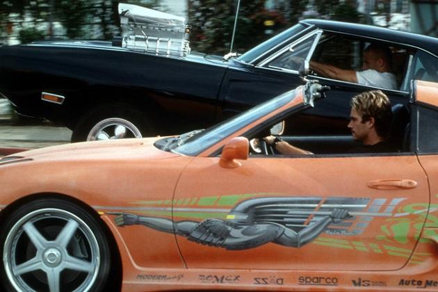 『ワイルド・スピード』でポール・ウォーカーが乗ったトヨタ「スープラ」、約2,200万円で落札