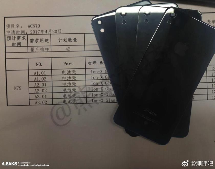 Neues iPhone im Leak