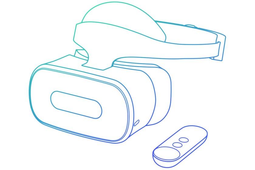 Google Daydream VR: Standalone-Headset von Lenovo wird bei der FCC geprüft