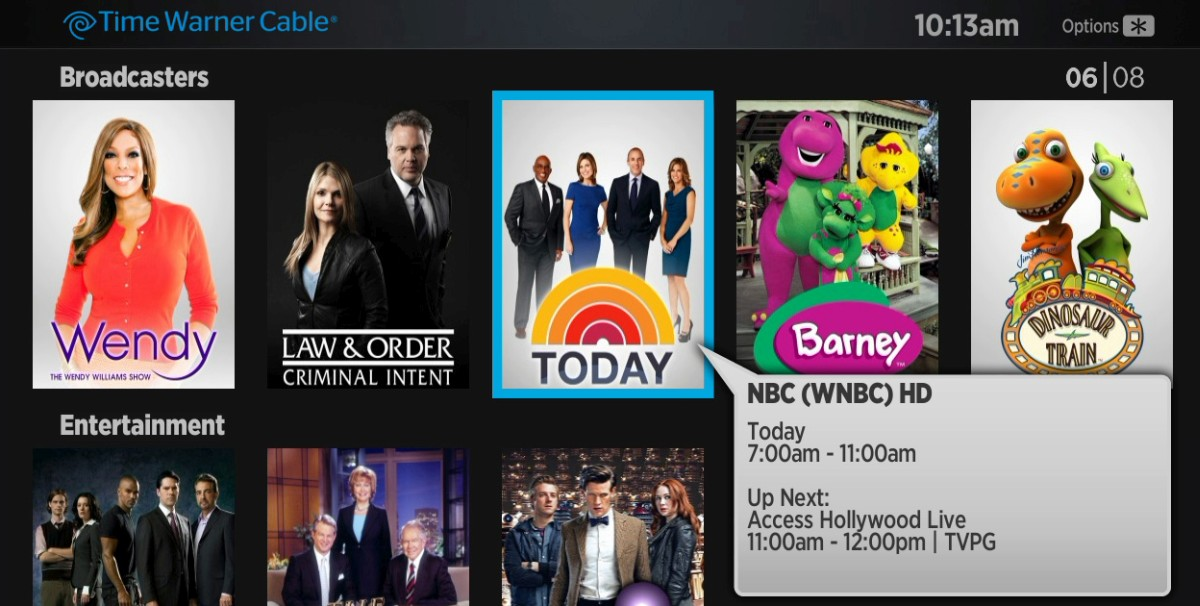 Time Warner Cable will test internet-only TV in NYC next week