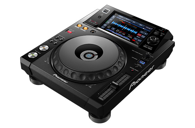 Even Pioneer CDJs don't play CDs anymore