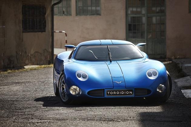 最高出力1メガワット(1360馬力)のEVスーパーカー、トロイディオン「1MW」が完成!