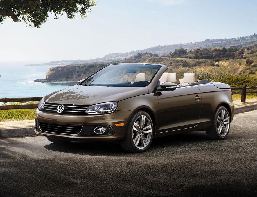 Götterdämmerung bei Volkswagen: VW Eos ist Auslaufmodell