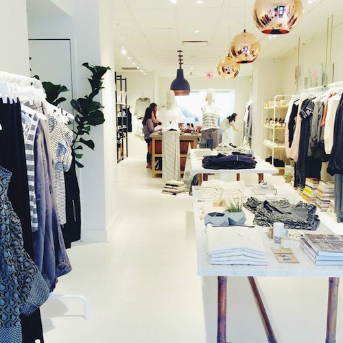 Check out: The Loft's Lou & Grey concept store