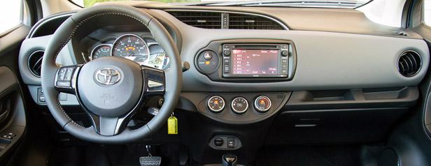2015 Toyota Yaris