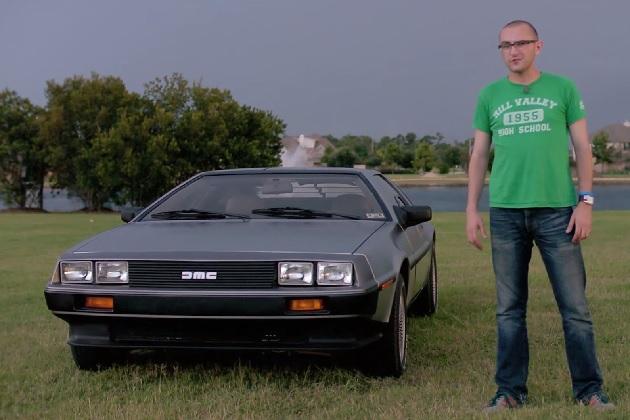 【ビデオ】英自動車メディアが、「デロリアン DMC-12」開発者の理想と現実を振り返る