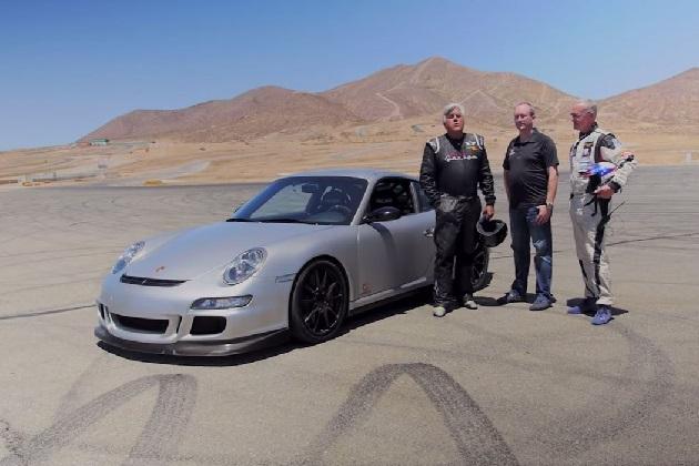 【ビデオ】レノがポルシェ「911 GT3 RS」に装着したカーボン製ホイールをテスト