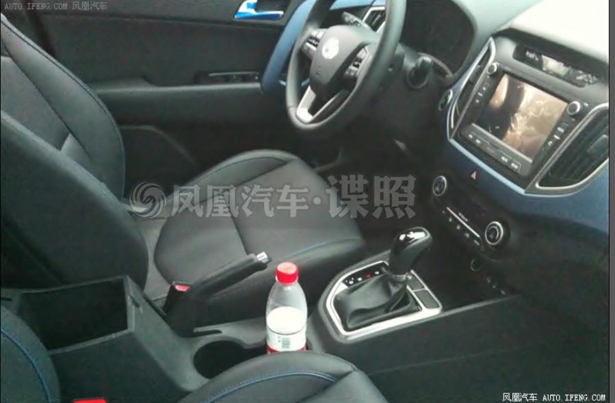 Auto China, Beijing Motor Show, bilder, breaking, der neue Hyundai ix25, durchgesickert, Erlkönig, fotos, Hyundai, Hyundai ix25, ix25, Peking, premiere, spy shot