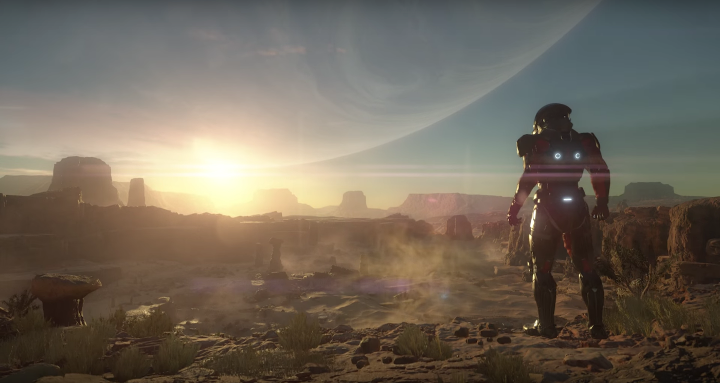 EA says 'Mass Effect: Andromeda' not due till 2017