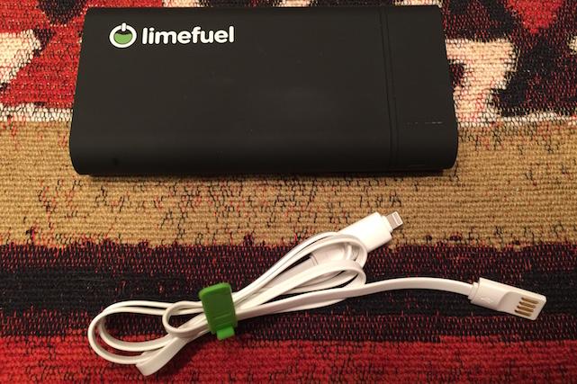 Limefuel Blast L240X Pro External Battery Pack