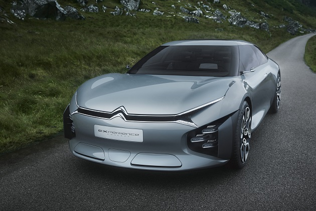 【パリモーターショー2016】シトロエン、高級ワゴンのコンセプト「CXperience」を発表