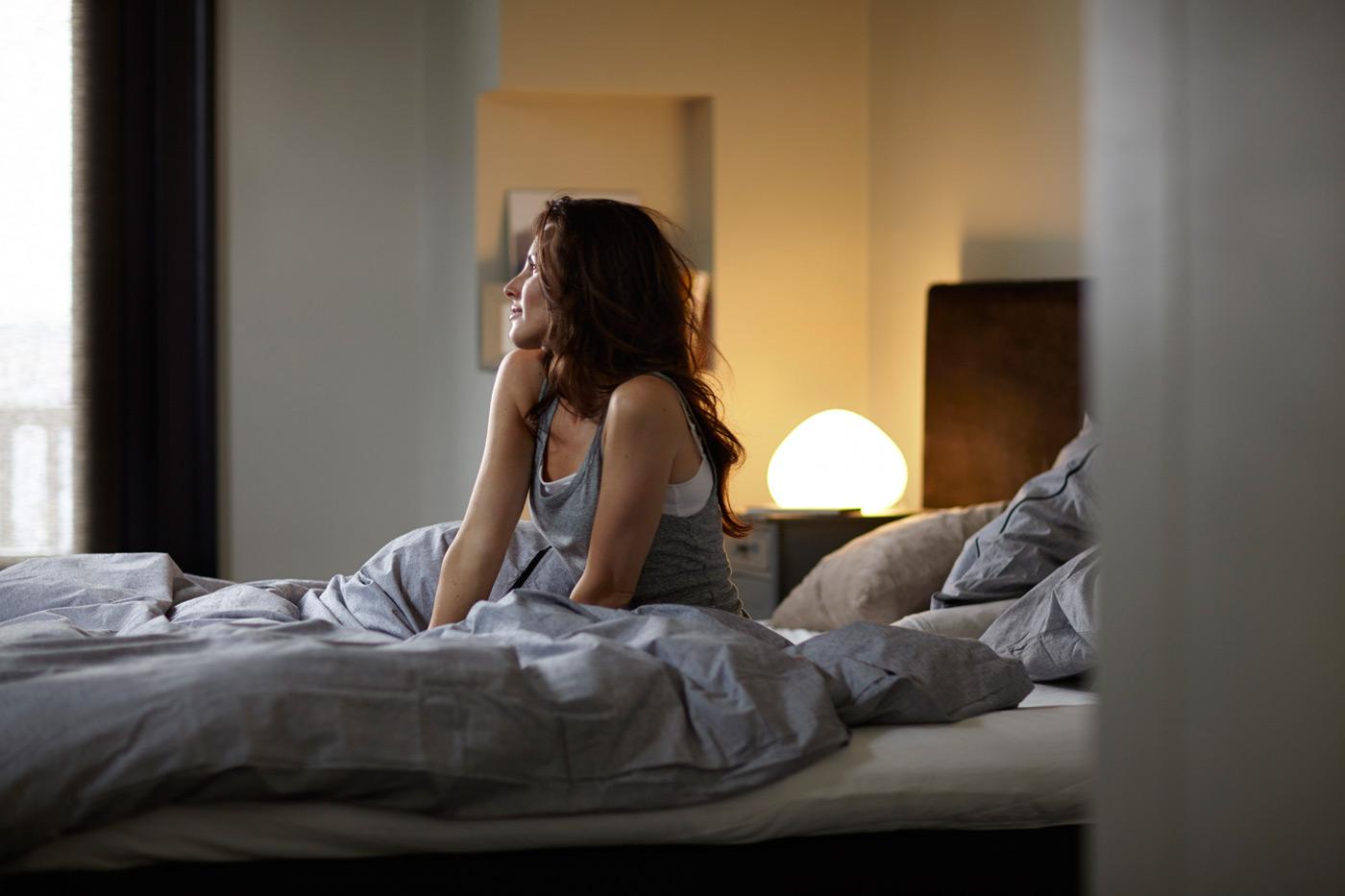 Philips' latest Hue lights help you sleep