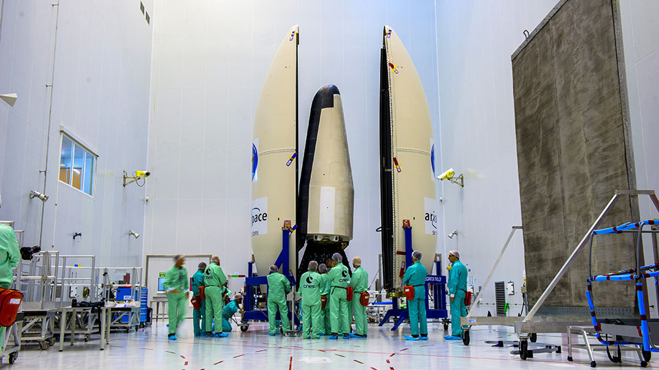 Watch the ESA launch its reusable spaceplane