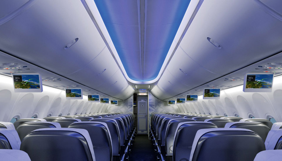 United Airline Planes Inside Why your brand-new plane