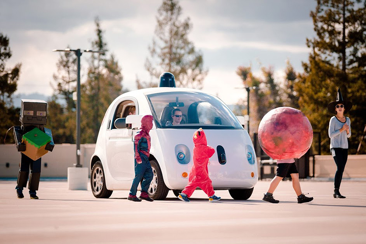 Google's self-driving cars are more cautious around kids