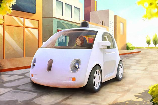 2035年までにクルマからハンドルやブレーキ、アクセルペダルが無くなる!?
