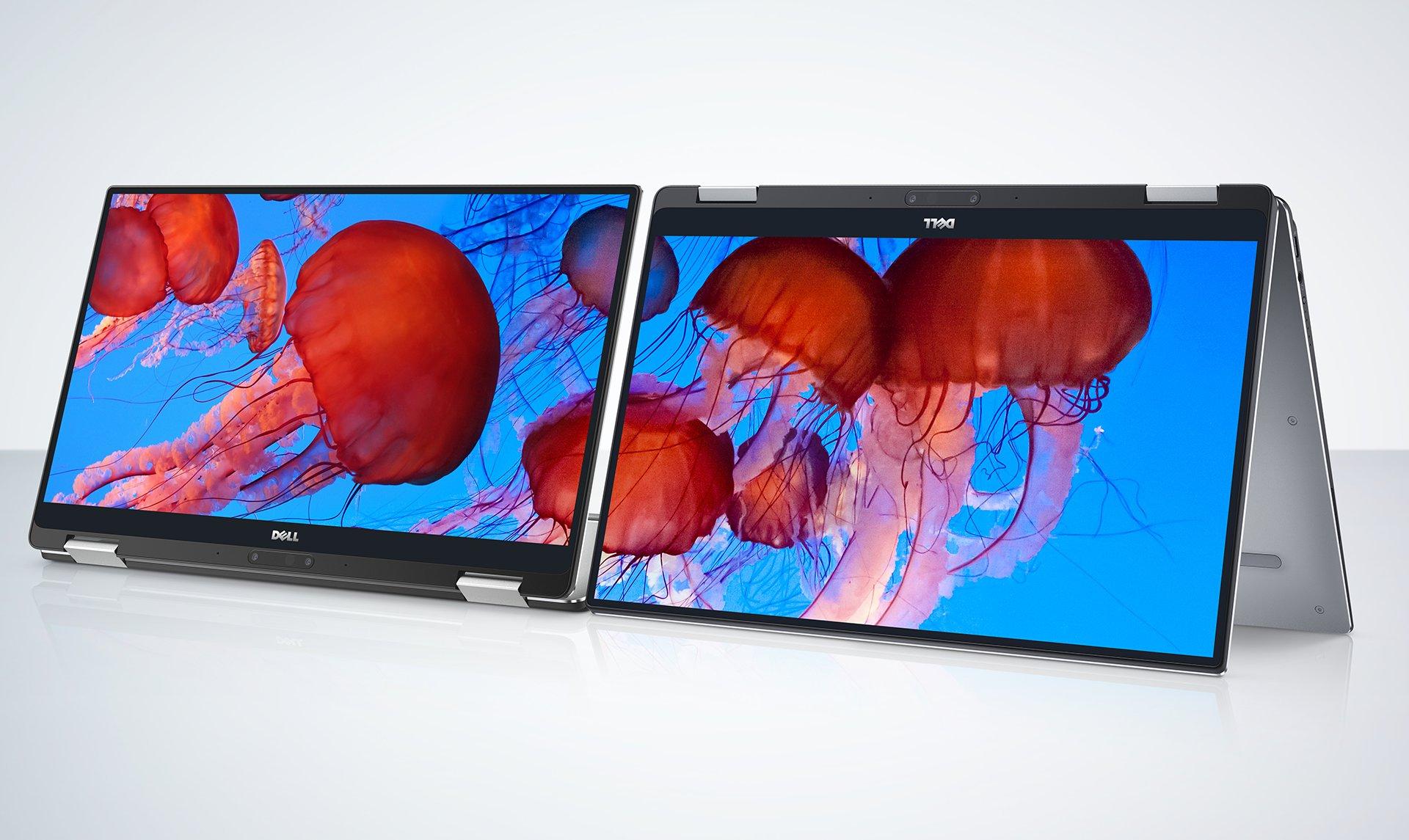 Dell convierte a su XPS 13 en un 2-en-1