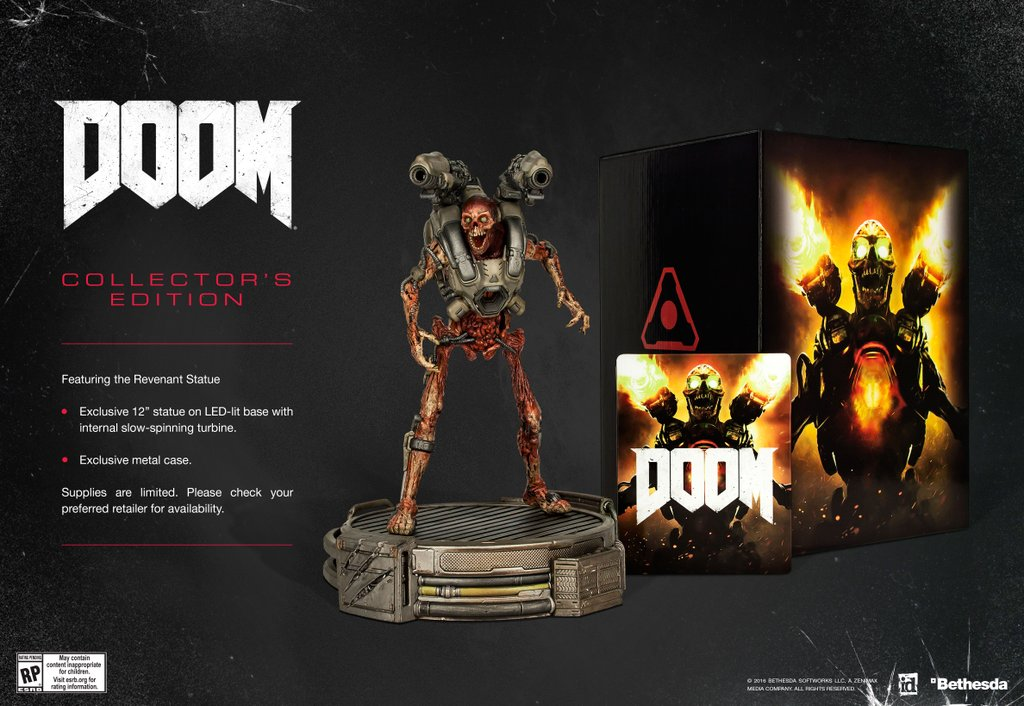 The new 'Doom' drops on May 13th