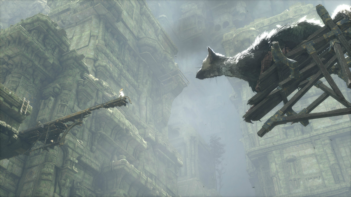 'The Last Guardian' is a stripped-down sort of beautiful