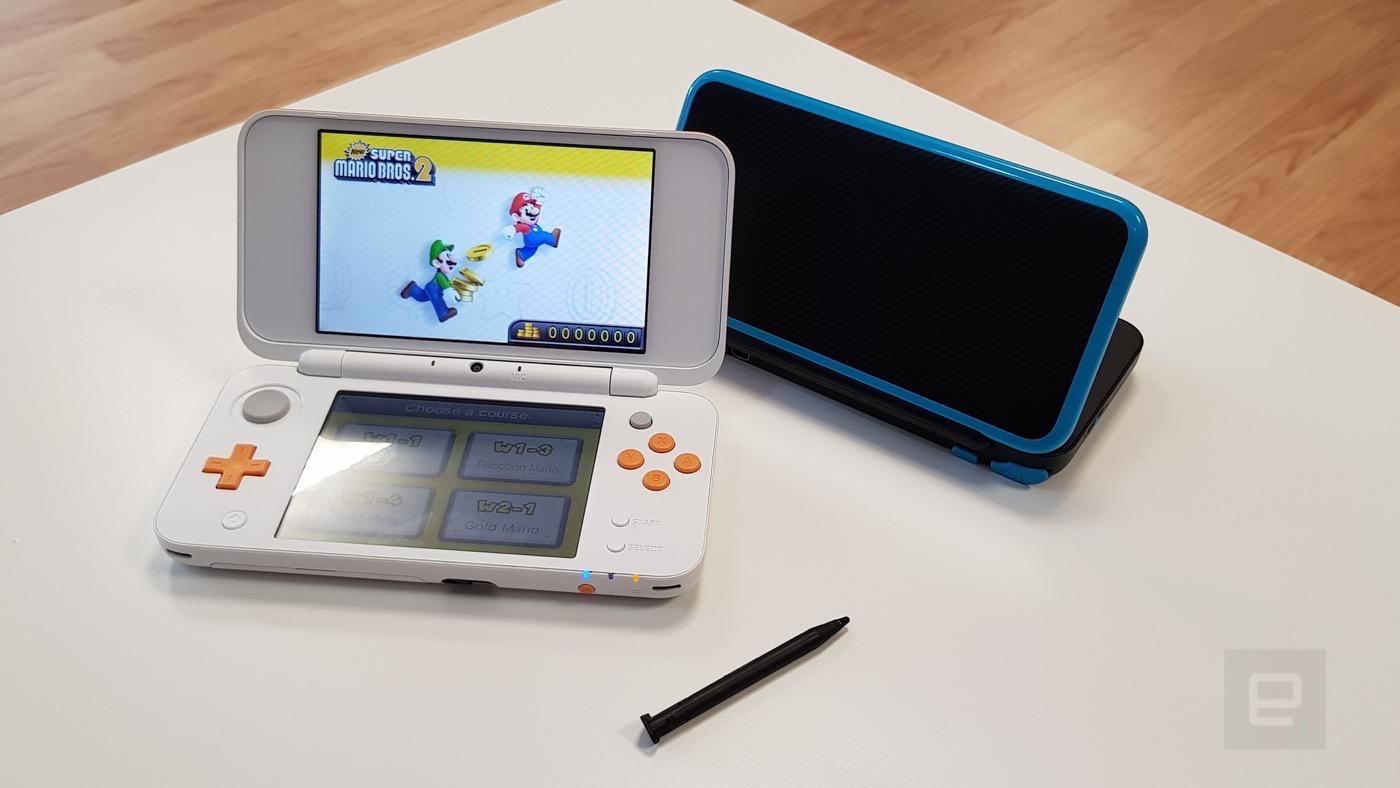 La New Nintendo 2DS XL es la 2DS que siempre tuvo que ser
