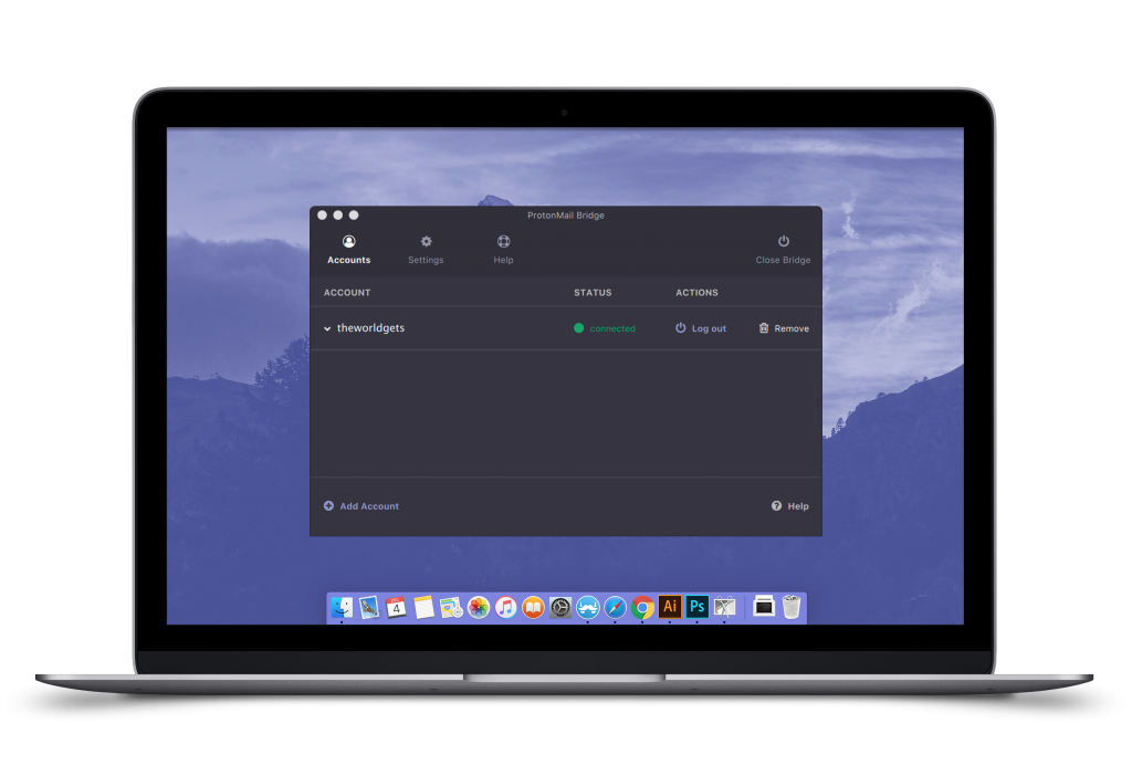 photo image ProtonMail Bridge offers encryption for your go-to email client