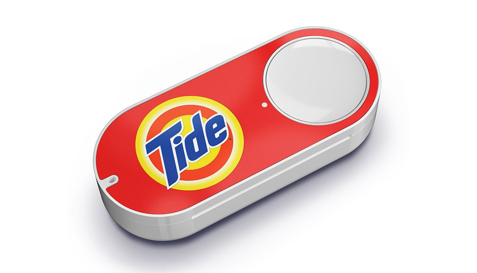 Amazon reimburses you for Dash Buttons after your first purchase